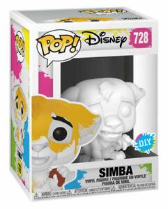 Pop! Vinyl--Lion King - Simba DIY Pop! Vinyl