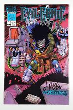 Evil Ernie #1 CVR G 2X SIGNED - Quesada/Palmiotti (2012) Dynamite Entertainment
