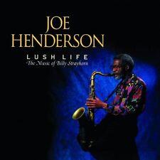 Joe Henderson - Lush Life [New CD]