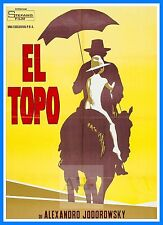 El Topo   Westerns & Cowboy Movie Posters