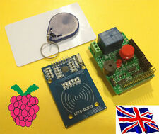 RFID Reader Relay Switch Buzzer LED Function Board RFID Kit02 for Raspberry Pi