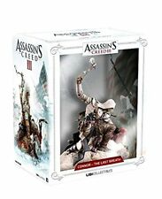 Assassins Creed III: Connor - The Last Breath Figurine NEW SEALED