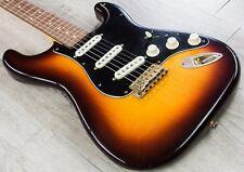 Iconic Custom Texas Flood Electric Guitar 3Tone Burst Stevie Ray Vaughn OPEN BOX