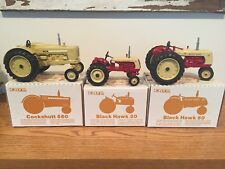 Cockshutt Blackhawk 20 & 50,560 Diesel Farm Toy Museum Commemoratives 1/16 scale