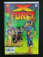 X-FORCE #44 MARVEL COMICS 1995 NM+