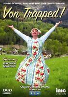 Von Trapped - Caroline Quentin Una Stubbs Sound of Music Comedy Drama DVD