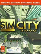 SimCity 3000 by Demaria Rusel (1999, Paperback)