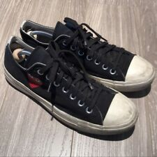 51395536e8c143 Converse Comme des Garcons CDG Play Black Low Top 9 Men s 11 Women s