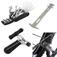 Bike Repair Tool Kits Universal Chain Splitter  16 in 1 Multifunction Set