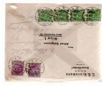 1923 Grossrohrsdorf Germany Multi-Franking Inflation Cover