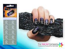 SmART-Nails - Chinese Love Nail Art Stencils N005 Professional Nail Product