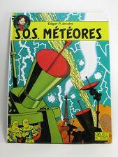 S.O.S METEORES-BLAKE ET MORTIMER-1998 -