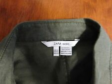 Zara Button Down Shirt Casual Tops & Blouses for Women