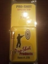 Pro-Shot Spear Tipped Cleaning Jag 20 Cal 5 x 40 Thread Brass  # J20B New !