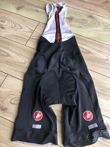 Castelli Cycling Bib Shorts Men's Size S/M