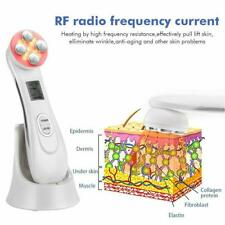 Mesotherapy Electroporation RF Radio Frequency Facial LED Photon Skin Care Tool