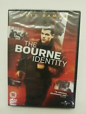 The Bourne Identity DVD brand new sealed
