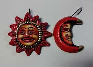 Handmade Sun And Moon Decor....