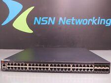 Brocade FastIron ICX 7250-48P ICX7250-48P 48-Port Gigabit PoE Switch