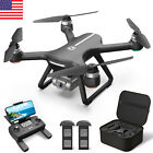 Holy Stone HS700E RC Drone w/4K HD Camera 5G WiFi FPV Drone Brushless Quadcopter