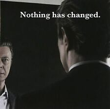 David Bowie Nothing Has Changed Best of CD 2014 Parlophone as Greatest Hits