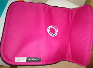 Bugaboo Cameleon 3 Tailored Fabric Pink Apron Canvas Only