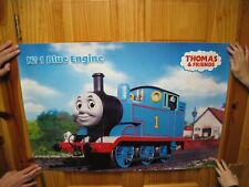 Thomas And & Friends Poster No. 1 Blue Engine