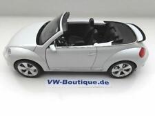 + VOLKSWAGEN VW Beetle Cabrio Convertible von Kyosho in 1:18 NEU weiss 08812PW