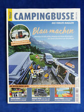 Campingbusse promobil cuaderno 02/2018 - VW descubrimos Grand California ford Pepita