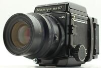 [N MINT] Mamiya RB67 Pro SD + K/L 90mm f/3.5 L Lens + 120 Film Back from JAPAN