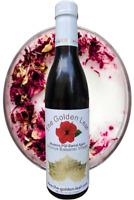 Modena PGI Organic Hibiscus Barrel Aged Balsamic Vinegar, 12.7 fl oz