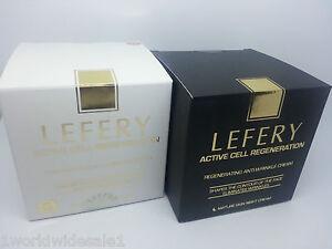 LEFERY ACTIVE CELL REGENERATION anti wrinkles anti aging SKIN CARE CREAM UK