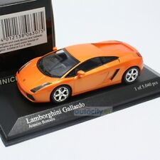 Lamborghini Gallardo 2003-11 Orange Métallique 1 43 Minichamps