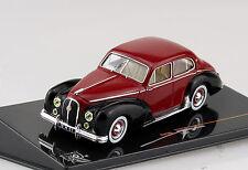 Hotchkiss Anjou schwarz-rot 1951 1:43 Ixo Modellauto CLC185