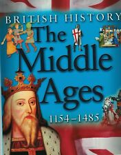CHILDREN'S KS2 EDUCATIONAL BOOK: BRITISH HISTORY - THE MIDDLE AGES 1154-1485