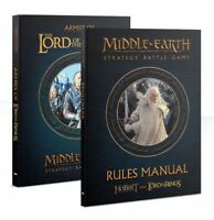 Middle Earth Regelbuch + Armeen aus Herr der Ringe (Deutsch) Bundle GW HDR LoTR