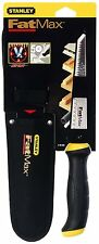 Stanley Fatmax Plasterboard and Jab Saw Padsaw Plus Pouch NEW FREE P&P