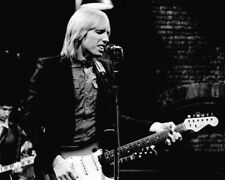 American Rock Singer TOM PETTY Glossy 8x10 Photo Music Memorabilia Print Poster