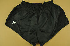 vtg Erima Sprinter Adidas Shiny Nylon High Leg Shorts - Glanz Ibiza - XS #288