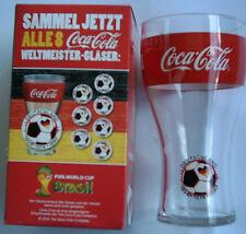 Orig.Glas    DEUTSCHLAND - Weltmeister 1954 / 1974 / 1990  !!  SELTEN