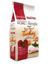 Lovejoys Pure & Simple Grain Free Farm Reared Turkey Complete Dry Dog Food 12kg