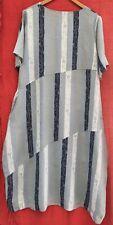 Fabulous BNWOT Italian Linen Dress OSFA RRP$279