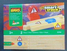 Brio Smart Warning Track Train Track 33764 New Wooden