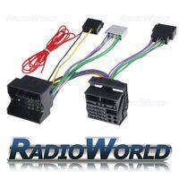Audi A2 A3 A4 , TT NON-BOSE Handsfree Bluetooth Parrot Adaptor ISO Lead