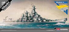 Academia USS Missouri BB-63 los modeladores edición 1:700 14223