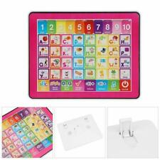 MY FIRST TABLET KIDS LAPTOP TOUCH LEARNING EDUCATIONAL ENGLISH TOY GIFT GAME