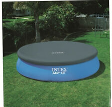 Genuine INTEX 8ft 240cm Pool Cover Easy Set Pool fits Driclad Aqua Bestway