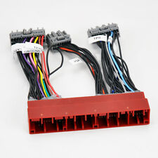 OBD2A to OBD1 ECU Conversion Harness Labeled And Color Coded for Honda Acura