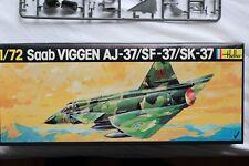 HELLER SAAB VIGGEN AJ-37/SF-37/SK-37 1/72 (239)
