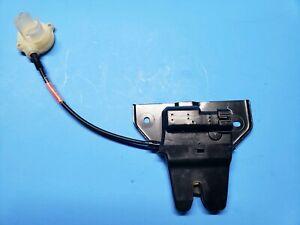Cadillac Deville 2000-2005 Trunk Latch Lock Release Actuator 25726747